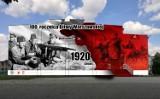Pleszew. Mural historyczny upamiętniający Bitwę Warszawską zostanie namalowany na ścianie sali sportowej Zespołu Szkół Technicznych