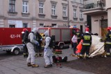 Gniezno: akcja ratownicza w budynku przy ul. Krzywe Koło. Śmierć poniosła jedna osoba