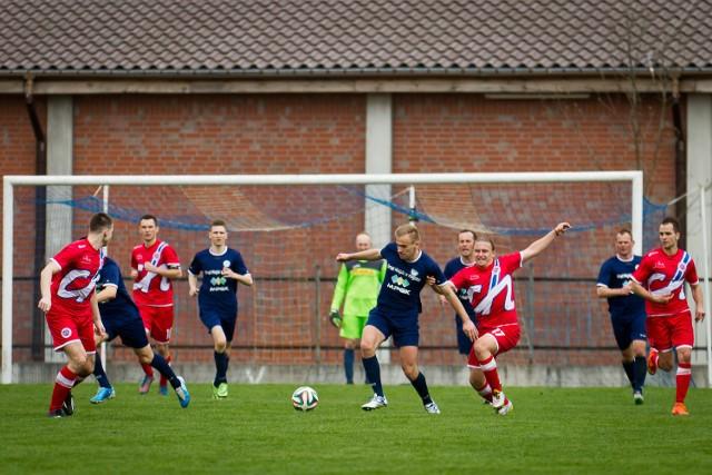 W meczu 4. ligi kujawsko-pomorskiej Chemik Bydgoszcz walczył z Pogonią Mogilno.
