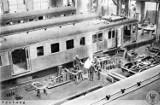 W Lubaniu przed wojną istniały Królewskie Zakłady Kolejowe
