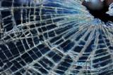 Kłótnia, która skończyła się wybitą szybą w samochodzie