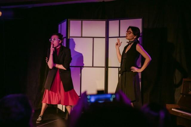 """""""More Amore Baby"""" w wykonaniu Lesji Szulc i Nastii Miedwiediewej będzie można obejrzeć 8 marca w Maszewie"""