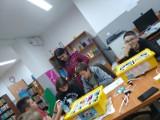 Robotyka w bibliotece w Chotkowie! Zajęcia nie tylko dla moli książkowych!