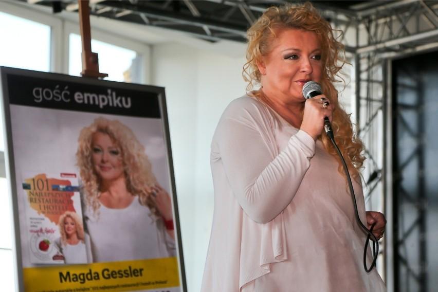 Magda Gessler swoją osobowością sprawiła, że ma miliony...