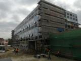 Zabrze: w mieście trwa budowa Śląskiego Centrum Inżynierskiego Wspomagania Medycyny i Sportu. Kiedy koniec prac?