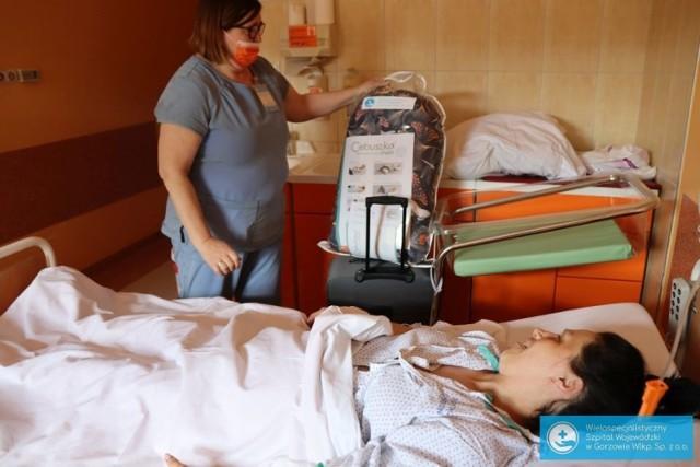 Dzień Matki w gorzowskim szpitalu