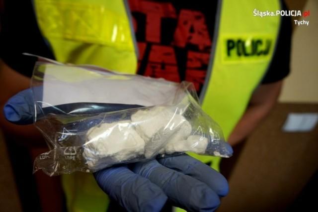 Tyszanin z amfetaminą. Odpowie za posiadanie znacznej ilości narkotyków