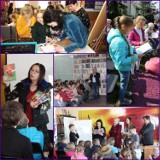 """Projekt """"Czytanie zbliża"""" w gminie Wieluń. Spotkania z autorami książek dla dzieci i piknik literacki [ZDJĘCIA]"""