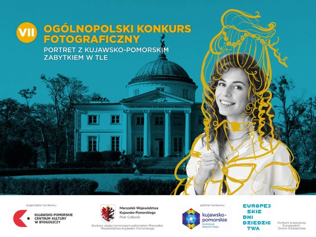 KPCK zaprasza do udziału w VII edycji konkursu fotograficznego Portret z kujawsko-pomorskim zabytkiem w tle