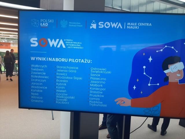 Wadowice znalazły się wśród 32 miast z całej Polski, w których powstaną otwarte mini-centra nauki.