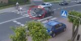 Szokujące nagranie z Rędzin! Rozpędzony kierowca omal nie rozjechał dziecka na pasach AKTUALIZACJA Mężczyzna został zatrzymany