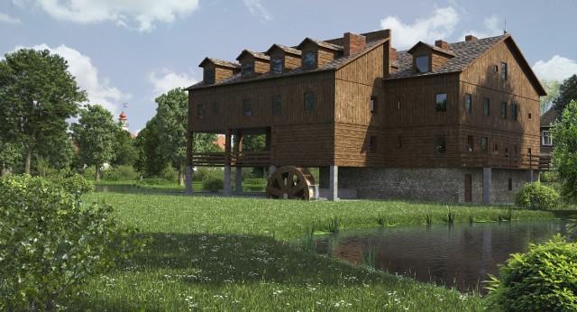 Budynek młyna pomieści Kresowy Dom - Centrum Rozwoju, Informacji, Edukacji i Promocji