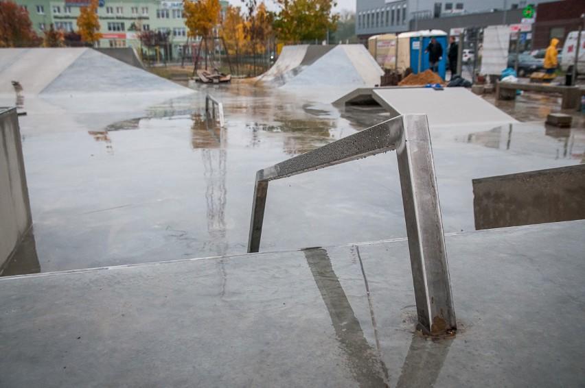 Tak wygląda największy skatepark w Warszawie. Powstał na Białołęce  [ZDJĘCIA] | Warszawa Nasze Miasto