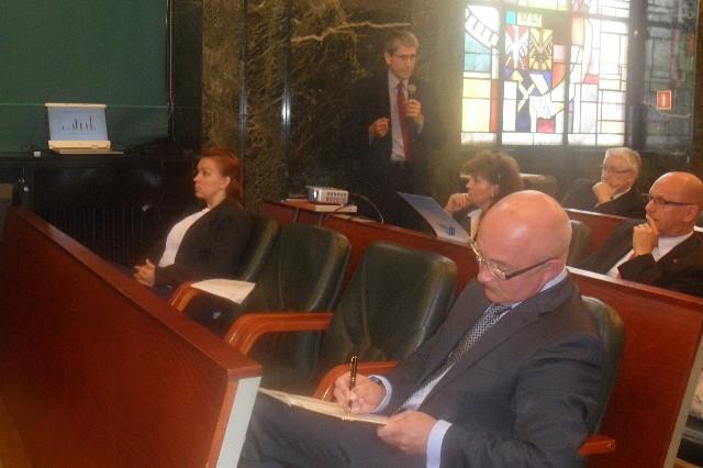 Marek Kopel i Andrzej Kotala dyskutowali o obligacjach