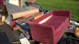 Zbiórka elektroniki, mebli i wielkogabarytów