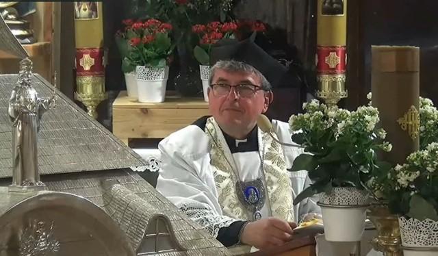 Ksiądz Piotr Natanek chce budować dom pielgrzyma w Zawoi.
