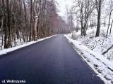 Jedlina-Zdrój: Dobiegły końca remonty dróg. Zadanie zrealizowano dzięki uzyskanej dotacji (ZDJĘCIA)