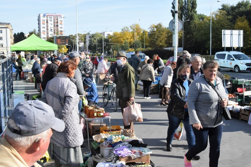 We wtorek, 28 września bazary w Kielcach przeżywały...