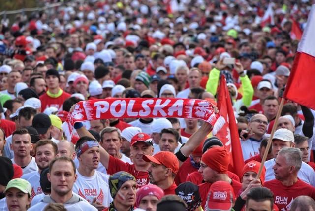 W biegu wystartuje 15 tys. osób.