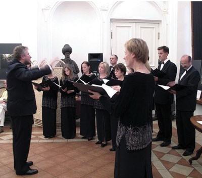 W niedzielę wystąpi chór Sinaxis z Wrocławia