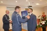 Uroczysty apel z awansami w Zakładzie Karnym w Inowrocławiu [zdjęcia, lista nagrodzonych]