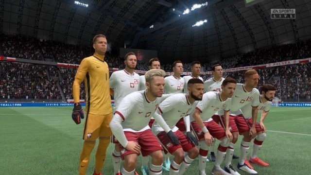 Od lat jak co roku w serii gier FIFA znajdziemy reprezentację Polski. Tym razem sprawdziliśmy, jak Biało-Czerwoni wyglądają oraz jakie mają oceny ogólne w FIFA 22. Niektórzy są świetnie odwzorowani, jednak nie brakuje też takich, których rozpoznamy dzięki numerom na koszulkach. Zresztą przekonajcie się sami, oglądając galerię!