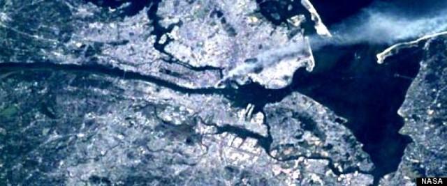 Amerykańska agencja kosmiczna NASA opublikowała na początku ...