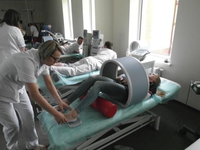 Otwarcie nowego pawilonu w medyku w Wejherowie