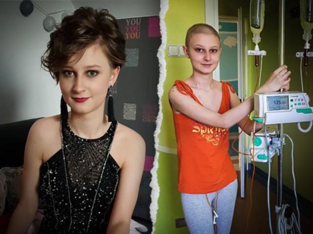 Julia Radzio jest chora na ostrą białaczkę limfoblastyczną. Obecnie na portalu siepomaga.pl zbiera pieniądze na skomplikowane leczenie