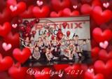 Walentynki 2021 w pięknej odsłonie Studia Tańca Rytmix. Urocza sesja zdjęciowa młodych tancerzy