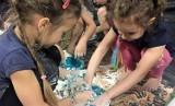 Chełm. Na zajęciach artystycznych w przedszkolu Arka Przyszłości dzieją się prawdziwe czary-mary. Zobacz zdjęcia