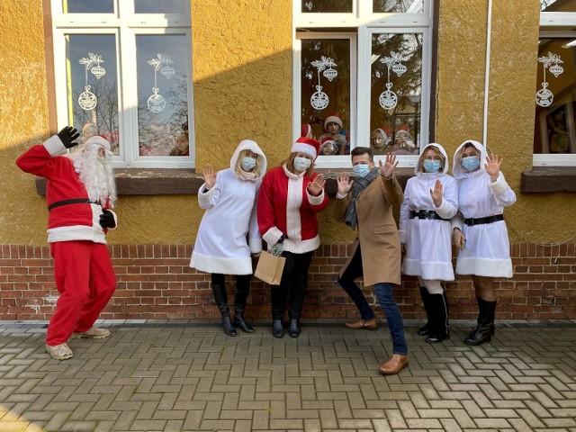 Mikołaj odwiedził najmłodszych!