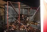 Syców: Mężczyzna spłonął w garażu. Czy było to samobójstwo?