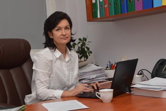 Prezes placówki Renata Kiempa nie chce komentować sprawy