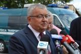 """Minister infrastruktury zapowiedział w Ostrowcu podpisanie umowy z wykonawcą """"małej obwodnicy"""" miasta [ZDJĘCIA, WIDEO]"""