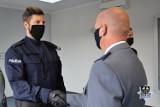 Nowi policjanci w Wałbrzychu. Pełni wiary i nadziei właśnie złożyli ślubowanie