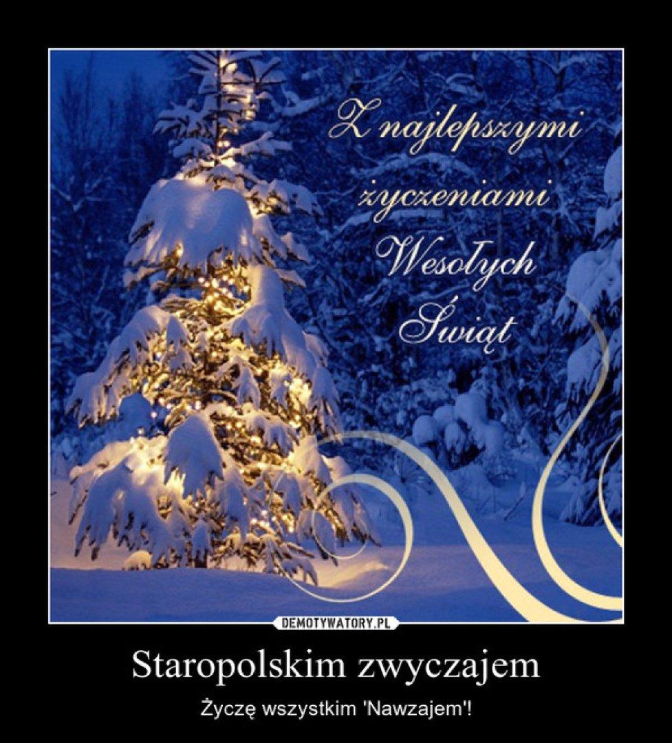 życzenia świąteczne Obrazki Wierszyki Smsy Z życzeniami Na Boże