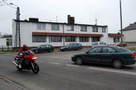 Siedziba zboru mieści się u zbiegu ulic Derdowskiego, Wysokiej i Kilińskiego. FOT. WOJCIECH PIEPIORKA