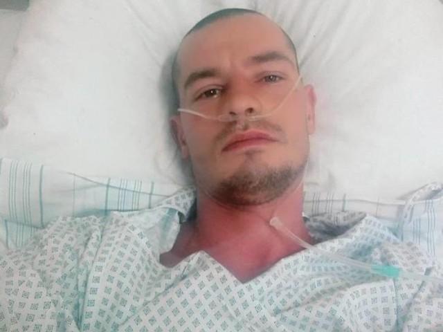 29-letni Krzysztof Lilla potrzebuje pomocy.