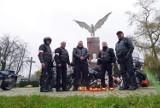 Motocykliści ze Skierniewic pamiętali o świętowaniu 11 listopada [ZDJĘCIA]
