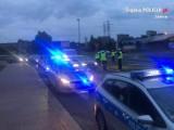 Nielegalne wyścigi w Zabrzu. Policjantom udało się do nich nie dopuścić