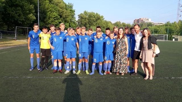 O dobrym szkoleniu świadczą także wyniki. W zeszłym sezonie Poznańska 13 o włos przegrała rywalizację o awans do Centralnej Ligę Juniorów U-15.