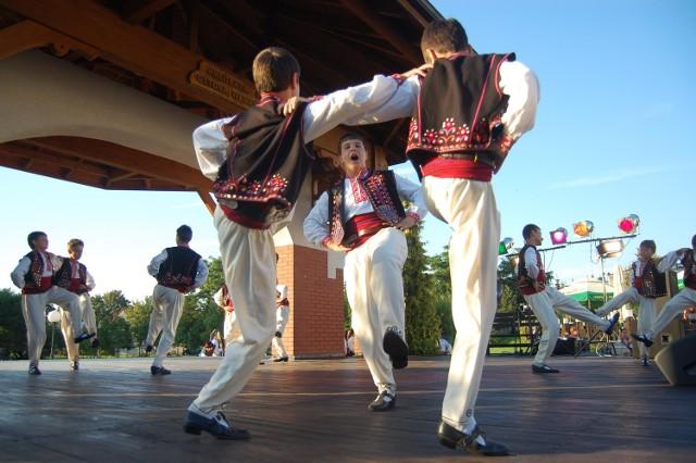 Jeden z festiwalowych koncertów w Charzykowach