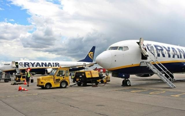 1 czerwca linia Ryanair wznawia międzynarodowe połączenia z lotniska Szczecin - Goleniów