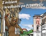 Z misiem i kredkami po Przemyślu. Urząd Miejski wydał kolorowankę dla dzieci [ZDJĘCIA]