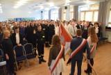 Święto Szkoły ze ślubowaniem klasy mundurowej i koncertem Bartasa Szymoniaka