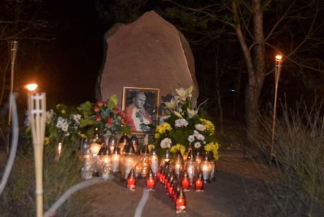 W Gębarzewie po raz kolejny wspominali św. Jana Pawła II