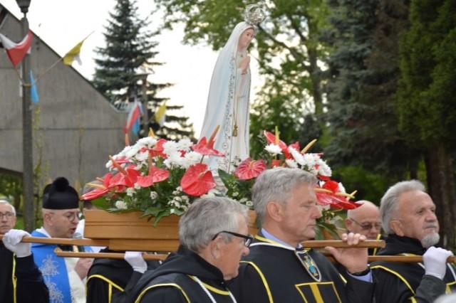 Zduńska Wola święto Matki Bożej Fatimskiej I Koncert W