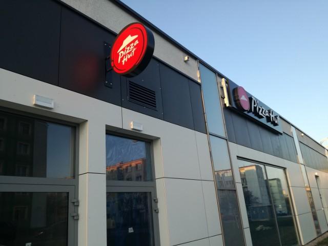 Pizza Hut otwiera swoja restaurację w Kaliszu