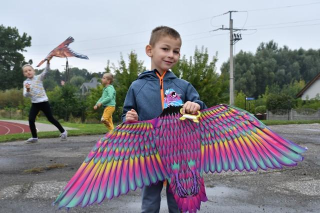 Święto Latawca w Trzemesznie. Niebo stało się kolorowe!
